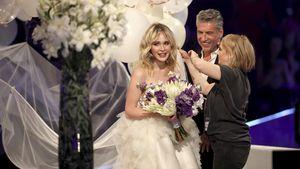 Eltern nicht bei Hochzeit: Theresia Fischer fiel in ein Loch