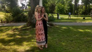 GNTM-Tatjana emotional: So schön war BFF Theresias Hochzeit!