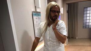 Hallöchen! GZSZ-Thomas überrascht als sexy Krankenschwester