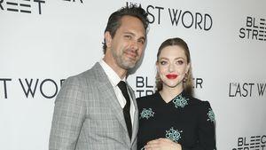 """Thomas Sadoski und Amanda Seyfried bei der Premiere von """"The Last Word"""" in Hollywood 2017"""