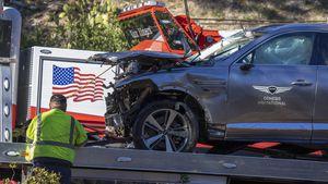 Nach Unfall: Ex Lindsey Vonn und Co. denken an Tiger Woods