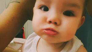 """Tila Tequila witzelt: Ihr Baby hat """"Speck-Muskeln"""""""