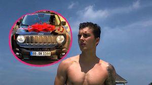 """""""Love Island""""-Kandidat Tim schenkt seiner Mama einen Jeep"""