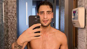 Huch! Ist GZSZ-Star Timur auf diesem Spiegel-Selfie nackt?