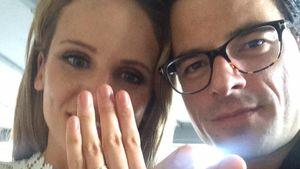 """Ex-""""Unter uns""""-Star Tobias Licht zeigt seine schöne Braut!"""