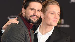 """Tom Beck und Matthias Schweighöfer bei der """"You Are Wanted""""-Premiere in Berlin"""