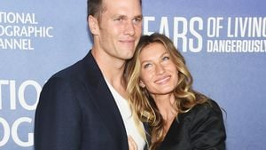 Seltenheit: Gisele Bündchen & Tom Brady im Turtel-Fieber
