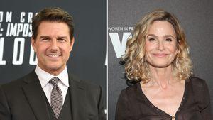Kyra Sedgwick rief aus Versehen Polizei zu Tom Cruise' Party