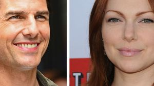 Tom Cruise und Laura Prepon