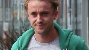 "Tom Felton: ""Harry Potter""-Star im Schlabber-Look"