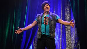 Komiker Tom Gerhardt