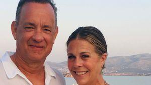 """""""Liebe siegt"""": Tom Hanks und Rita feiern 33. Hochzeitstag"""