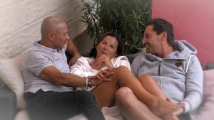 Claudia Obert weiß: Sie erregt Typen auf den ersten Blick!