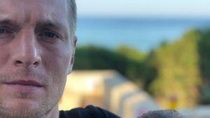 Papa-Stress? Toni Kroos teilt verschlafenes Pic mit Baby Fin