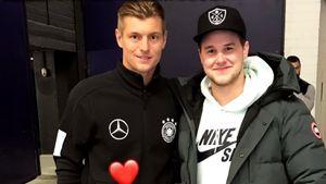 Set-Besuch: Hier trafen GZSZ-Stars WM-Schütze Toni Kroos