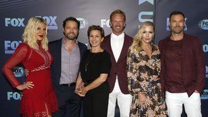 Cool! TV-Reunion bei Jennie Garth & Tori Spelling