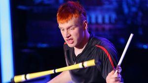 Trotz Behinderung: Torsten zeigt sein Supertalent