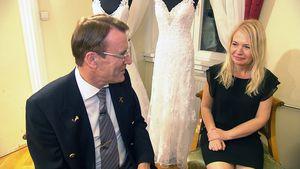 """""""Traumfrau gesucht""""-Walther und Marta beim Brautkleid-Shopping"""