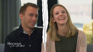 """Ehe-Aus bei """"Hochzeit auf den ersten Blick""""-Ariane & Martin"""