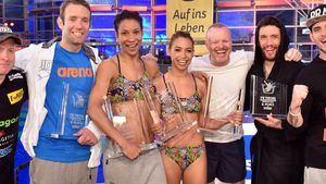 TV Total Turmspringen 2014: Das sind die Gewinner!