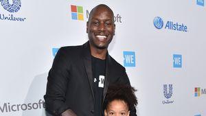 Stolzer Papa Tyrese Gibson: Sein zweites Töchterchen ist da!