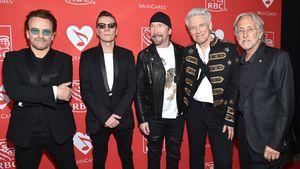 8 Jahre zusammen: U2-Bassist Adam Clayton (57) wird Papa!