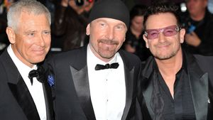 """U2 wird von GQ zur """"Band des Jahres"""" gekrönt!"""