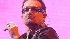 U2-Bono ein Welt-Retter mit Schönheitsmakel?