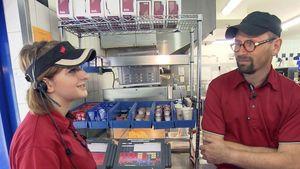 Undercover Burger King Boss in Leipzig enttarnt!