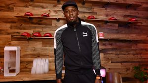 Wie passend! Usain Bolt verrät den Namen seiner Tochter
