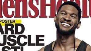 Usher: Als heißer Boxer auf Zeitschriften-Cover