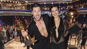 Strahlende Siegerin! Rumer Willis gewinnt DWTS 2015