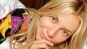 Valentina Pahde teilt ungeschminktes Selfie aus dem Bett