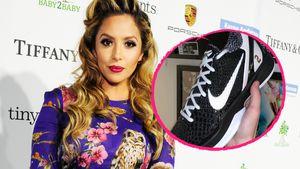 Designter Gigi-Schuh geleakt: Vanessa Bryant ist stocksauer