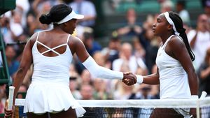 Dieses 15-jährige Talent besiegte Tennis-Star Venus Williams