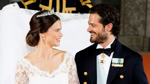 Prinz Carl Philip von Schweden und Sofia Hellqvist bei ihrer Hochzeit