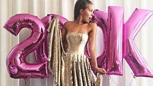 Über 200.000 Follower: Victoria Swarovski feiert ihre Fans!