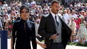 V. Beckham: Mädchenabend für Eva Longoria