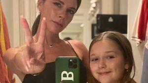 Victoria Beckham und Tochter Harper als Posh und Mini-Posh!
