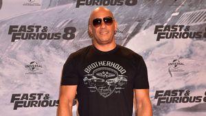 """Vin Diesel bei der Premiere von """"Fast and Furious 8"""" in Berlin"""