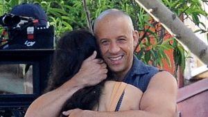 Vin Diesel und Jordana Brewster
