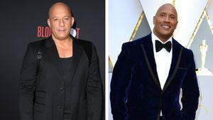 Endlich! Vin Diesel äußert sich zu seinem Zoff mit The Rock