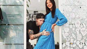 Hat GNTM-Bruna Rodrigues schon einen Namen für ihr Baby?