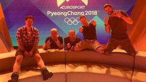 Mit Lederhosen in die Bob-Bahn: Wollen Voxxclub zu Olympia?