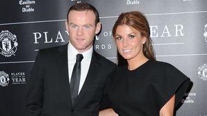 Wieder ein Junge: Wayne & Coleen Rooneys 3. Kind ist da!