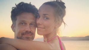 Wayne und Annemarie Carpendale auf Ibiza