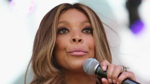 Live im TV: US-Talkshow-Star Wendy Williams kollabiert