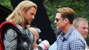 Wer ist der lässigste Typ am Avengers-Set?