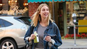 Natural Beauty: Whitney Port ungeschminkt & happy