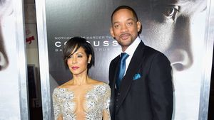 Jada Pinkett-Smith und Will Smith